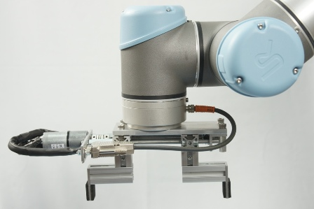 universal-robots zacobria modular single side electrical gripper actuator